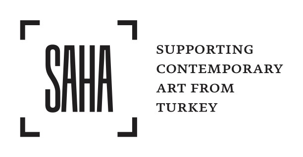 Saha Logo Eng Supporting Contemporary Art From Turkey